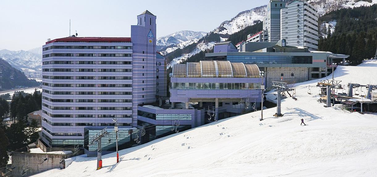 ツインタワー石打スキーリゾートイメージ01