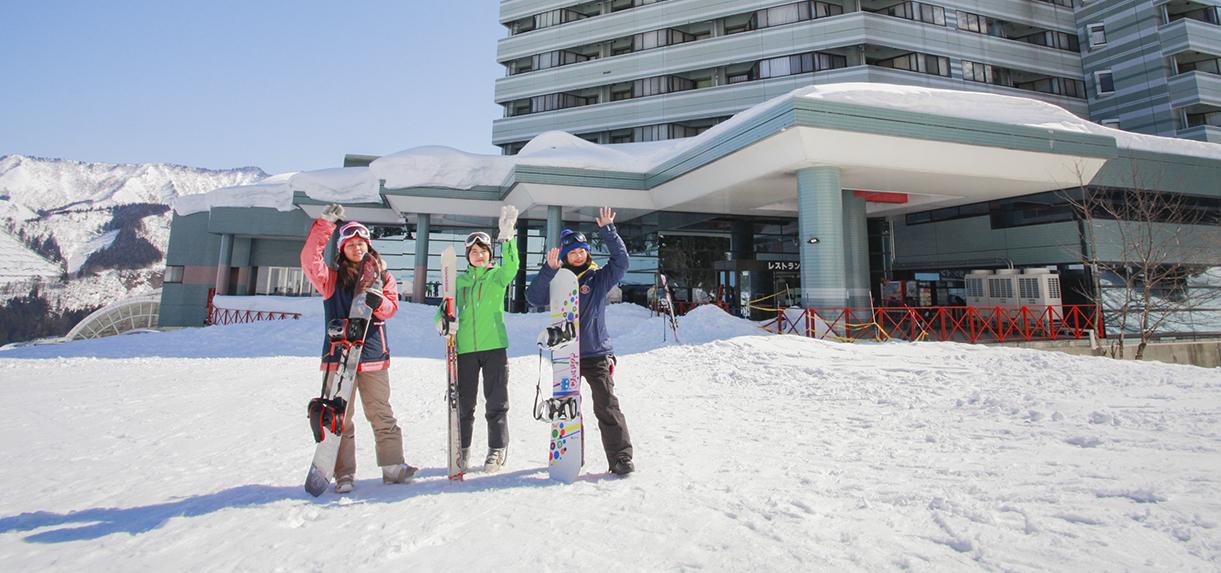 ツインタワー石打スキーリゾートイメージ04