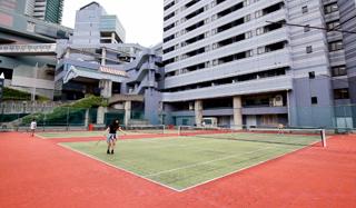 テニスコートイメージ