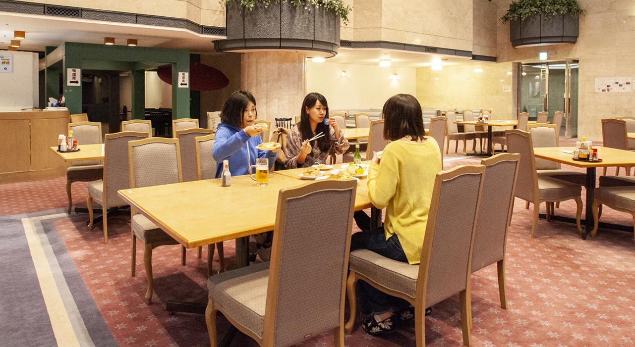 メインレストランメイン画像