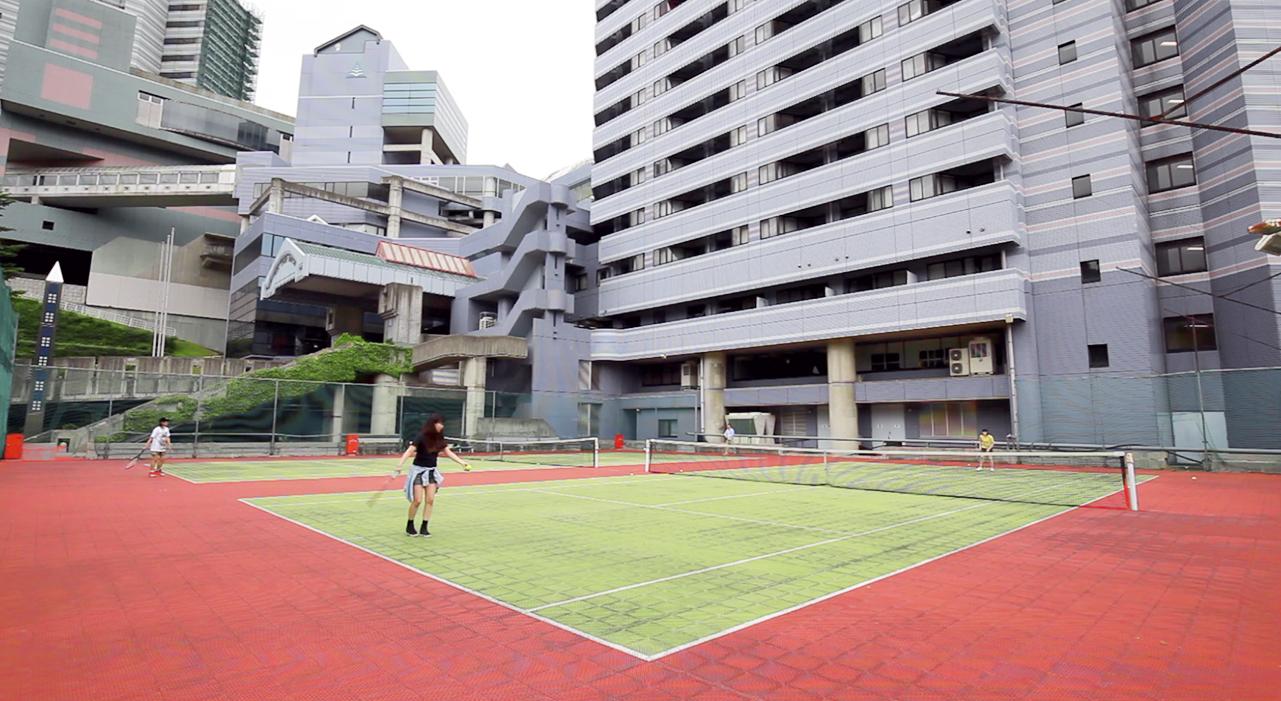 テニスコートメイン画像